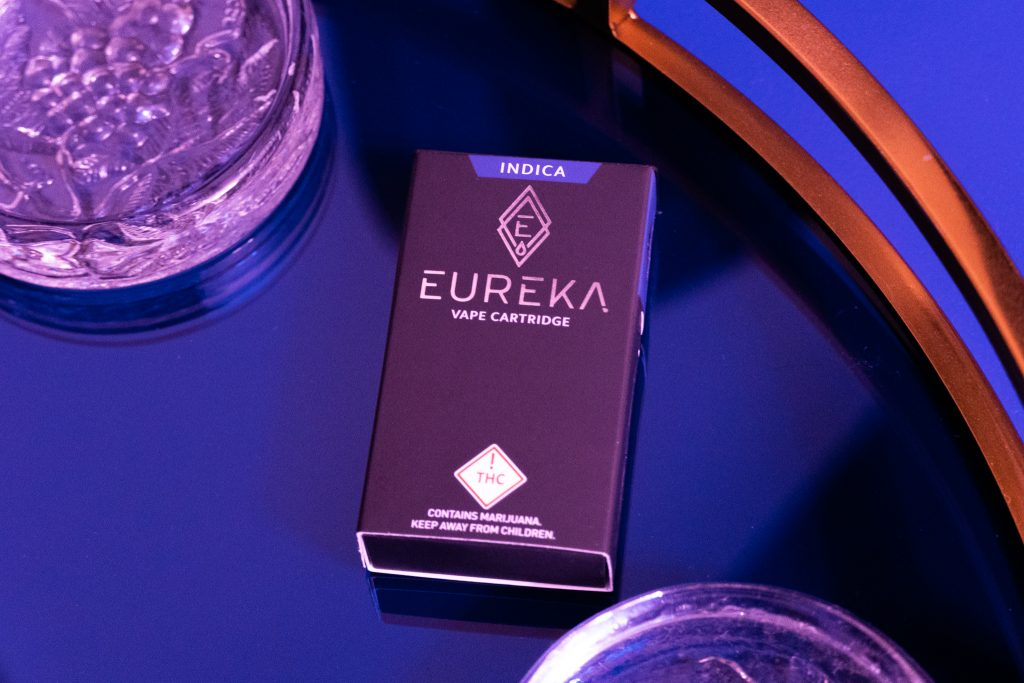Eureka Indica Cartridge Package