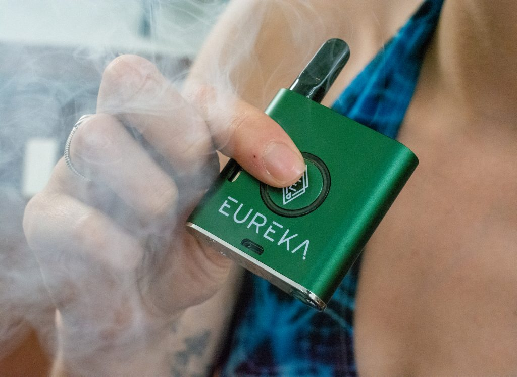 Eureka Green Mod with Cartridge