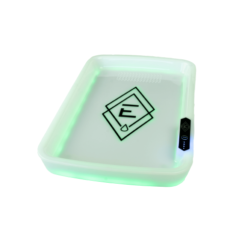 EUREKA Light Up Rolling Tray